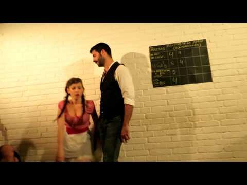 El Club de la Impro: improvisación de tipo
