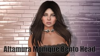 Altamura Monique Bento Mesh Head in Second Life