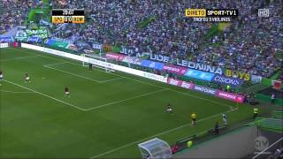 (Full Match) Part 1 AS Roma vs Sporting Lisbon (1-8-2015)