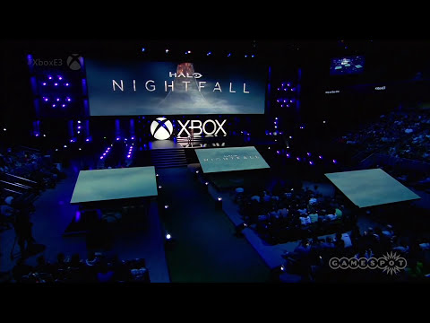 Halo: The Master Chief Collection Gameplay Demo at Microsoft Press Conference - E3 2014