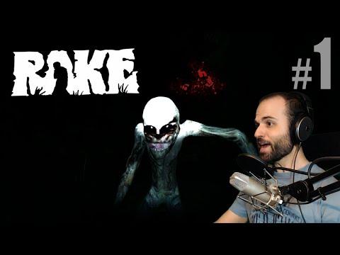 RAKE #1 | TERROR EN EL BOSQUE... ¿? | Gameplay Español