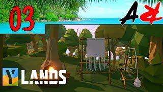 Ylands Ep3 - Crafting Crafting And More Crafting (Survival/Crafting/Exploration/Sandbox Game)