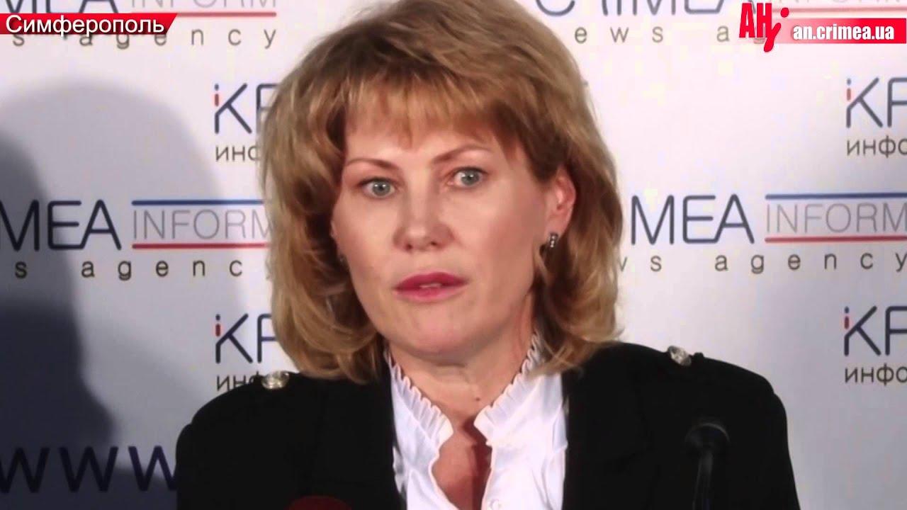 бывший министр туризма крыма