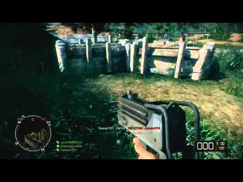 BFBC 2 Vietnam Gameplay