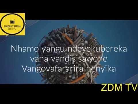 Winky D ft Vabati VaJehova Dzika Ngirozi i Lyrics (2018)