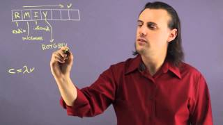 How to Remember the Electromagnetic Spectrum : Physics & Chemistry Education