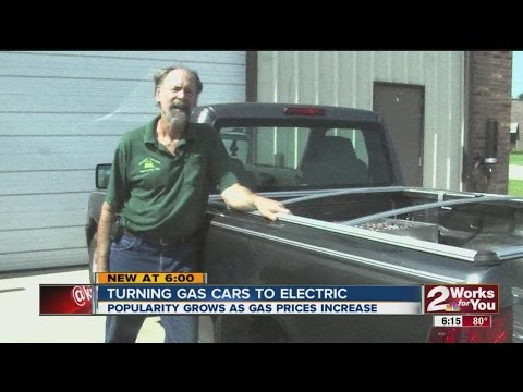 Electric car story