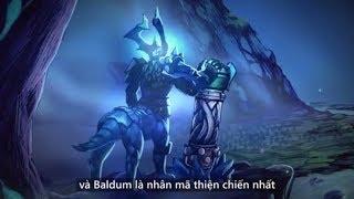 [Cốt truyện] Baldum: Cội nguồn sức mạnh Cột tổ khai thiên - Garena Liên Quân Mobile