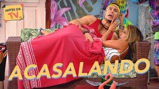 Ferdinando FLAGRA Jéssica e Maicol! | Vai Que Cola | Nova Temporada | Humor Multishow