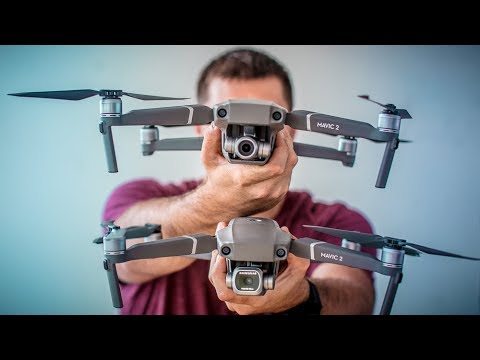 Mavic 2 PRO vs ZOOM Comparison - Which is BETTER for YOU?