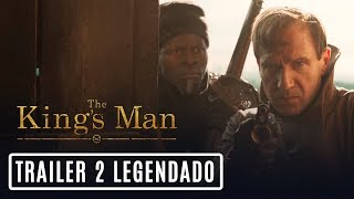 King's Man: A Origem • Trailer 2 Legendado