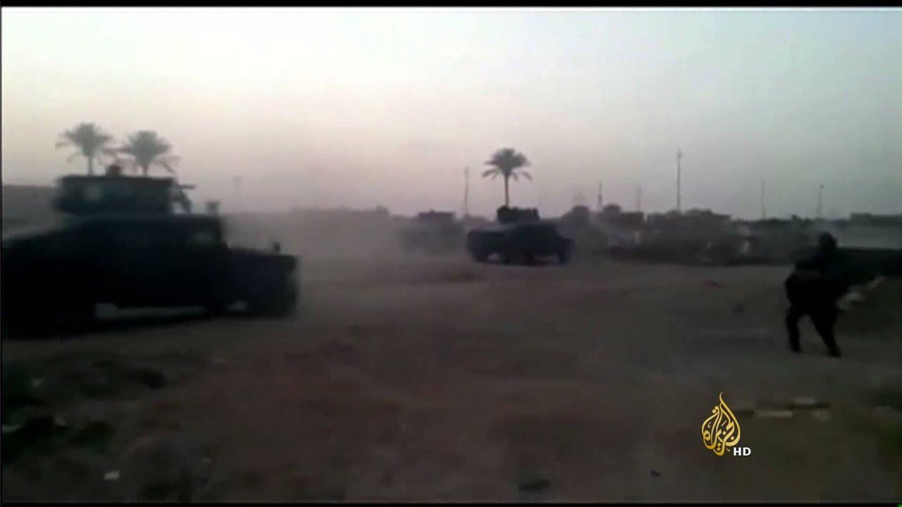عشرات القتلى والجرحى من الجيش العراقي شرق الفلوجة