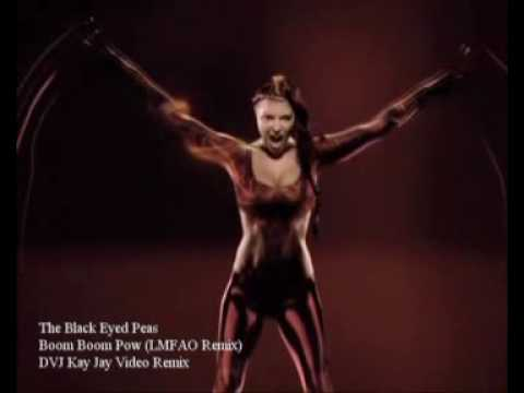 Black Eyed Peas Feat. Lmfao - Boom Boom Pow (partyrock Remix) video