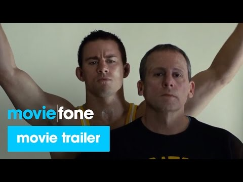 'Foxcatcher' Trailer #2 (2014): Steve Carell, Channing Tatum