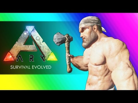 Survival of the Freaks & Dinosaurs! (Ark Survival Evolved Funny Moments)
