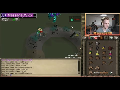 Hcim Dies To DC!? BEST RUNESCAPE TWITCH MOMENTS COMPILATION #145