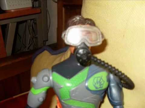 Max Steel Vs. Invacion Toxica Part.6 (Stop-Motion)