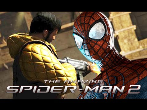 Shocker Confirmed In The Amazing Spider-Man 2 Game