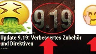 World Of Tanks : Was ihr gegen das Update 9.19 tun könnt (deutsch/german)