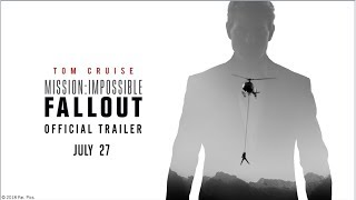 Mission: Impossible - Fallout | Official Trailer | Paramount Pictures India