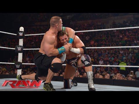 John Cena vs. Zack Ryder - United States Championship Match: Raw, May 25, 2015 thumbnail