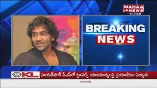 Breaking News: Manchu Vishnu Reacts on Maa Association