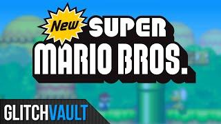 New Super Mario Bros. Glitches and Tricks!