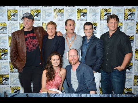 "Joss Whedon Q&A: ""Firefly was...unendurable"""