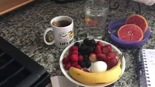 Weight Watchers Freestyle and Sandy's Daily Vlog 1-11-18