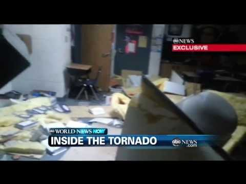 WEBCAST: Inside the Tornado, ABC's Exclusive Video