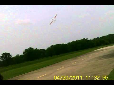 greatplanes giant supersporter flying in Seagoville Tx by Buzz