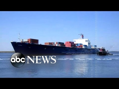 Desperate Search for Cargo Ship That Left Jacksonville Headed for the Bahamas