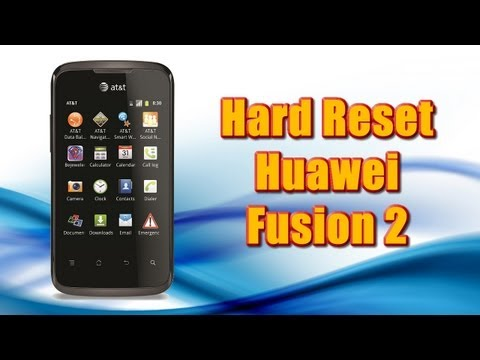 How to replace/fix broken At&t Huawei Fusion 2 U8665 Digitizer