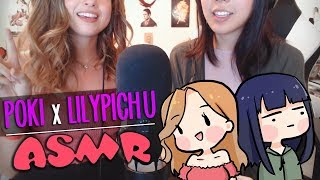 POKI TEACHES LILYPICHU ASMR ❤