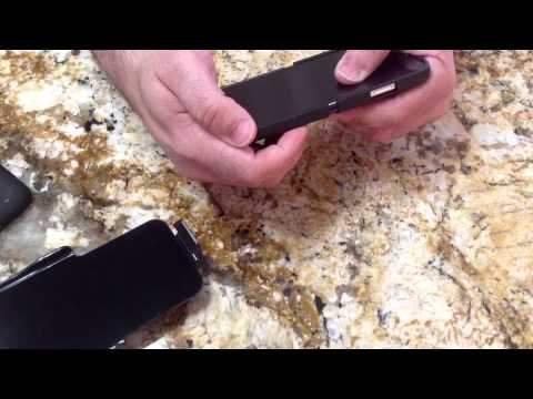 Samsung Galaxy S4:  Review of the Platinum Case with magnetic kickstand