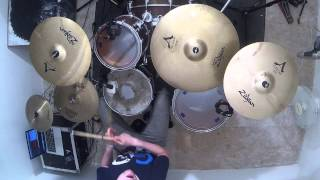 download lagu The Script - Superheroes Drum Cover gratis