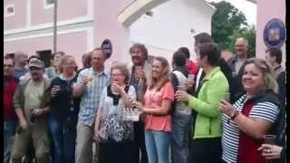 První klapka natáčení filmu Babovřesky 3 v Čechách