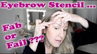 Wet N Wild Brow Stencil Kit - First Impressions