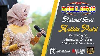 Download lagu ARLIDA PUTRI - RAHMAT ILLAHI - NEW PALLAPA WELAHAN JEPARA