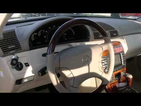 2005 Mercedes-Benz CL-Class Cl500 w/Leather/Sunroof/Navi Coupe in Deerfield Beach, FL 33441