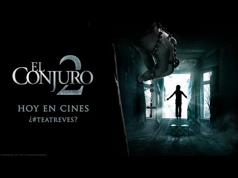 """EL CONJURO 2 - Fe 30"""" - Oficial Warner Bros. Pictures"""