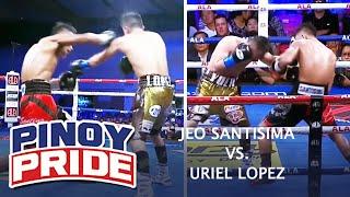 Pinoy Pride 45: Jeo Santisima vs. Uriel Lopez