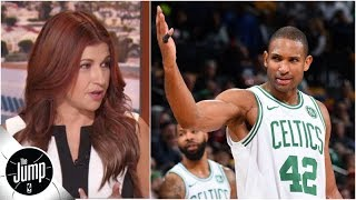 'All hail Al Horford,' the Celtics' unsung hero - Rachel Nichols | The Jump