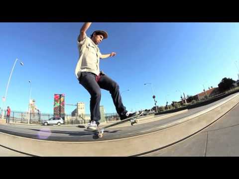 Jart Skatboards - The PROject Carlos Zarazua