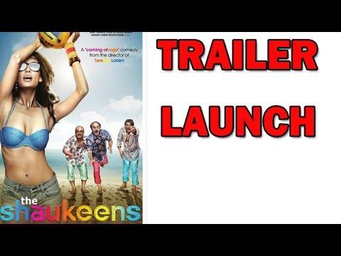 Shaukeen Movie trailer launch - Akshay Kumar and Lisa Haydon | Bollywood News