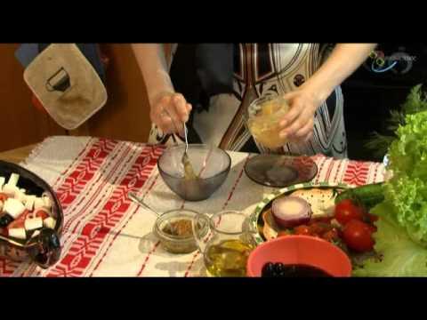 Греческий салат: классика кулинарии