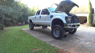 I Bought A Repo Ford F250 6.4 Diesel 4x4 Crew Cab
