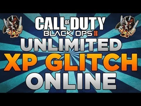 Black Ops 2 Unlimited Xp Lobby Glitch &amp  Instant Scorestreaks Glitch  Cod Bo2 Multiplayer Glitches