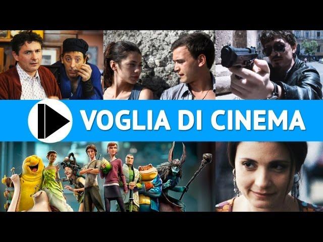 Voglia di Cinema - Film in uscita nelle sale il 23 maggio