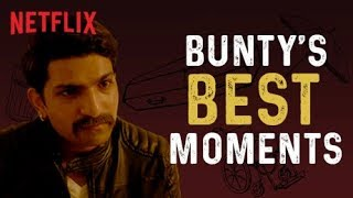 The Best of Bunty | Sacred Games | Netflix India